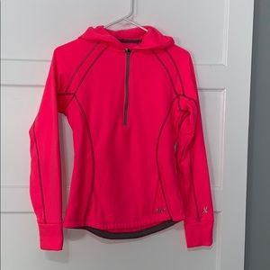 Women's BreastCancer Fila Pullover Hoodie/jacket